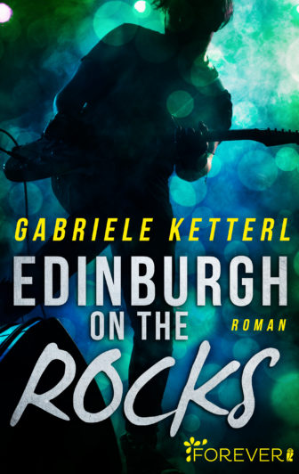 Gabriele Ketterl - Edinburgh on the Rocks