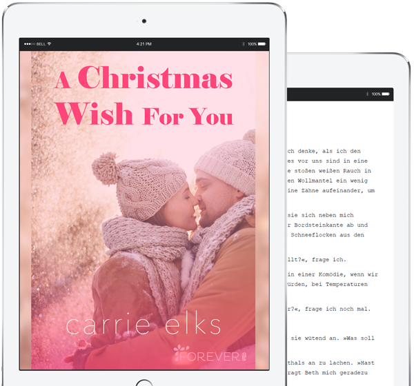 Carrie Elks - A Christmas Wish for you